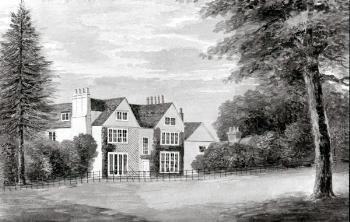 The Manor House in the 19th century [Z106/7]